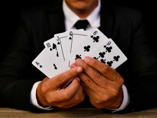 Fold your aces